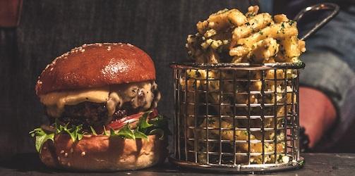 Grilleriet Burgers Kungsgatan