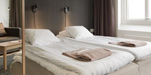 Kalmar - Svanen Hotell och Vandrarhem
