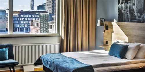 Malmö - First Hotel Jörgen Kock