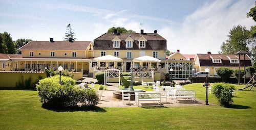 Öland - Hotel Skansen